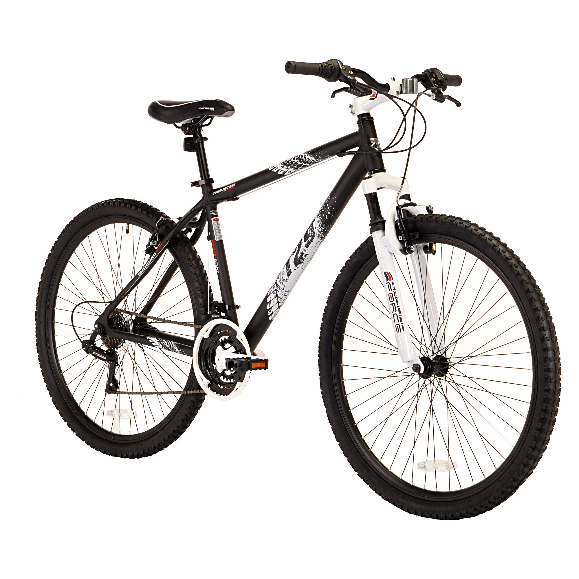 Thruster 29 Men S T29 Black Mens Mountain Bike Bike Reviews