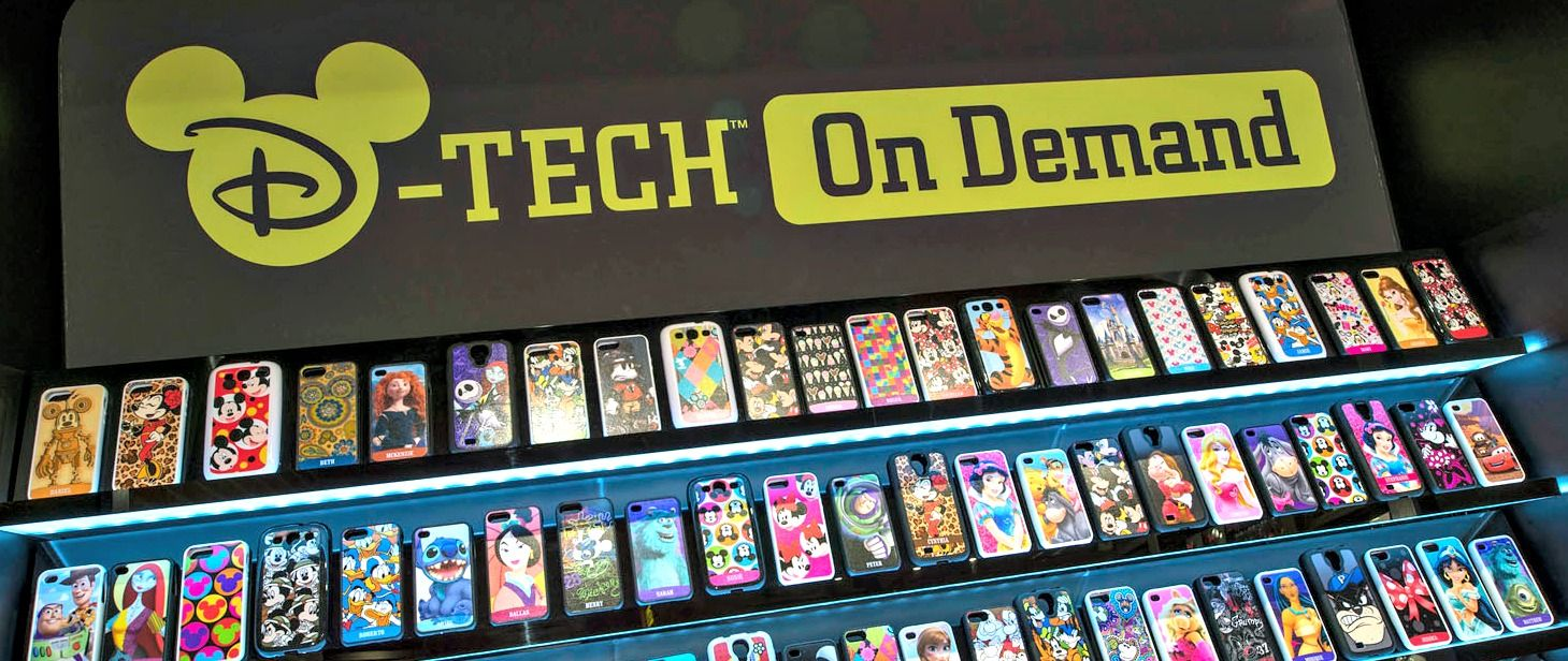 Want a customized Disney themed electronic cover? D-Tech On Demand ...