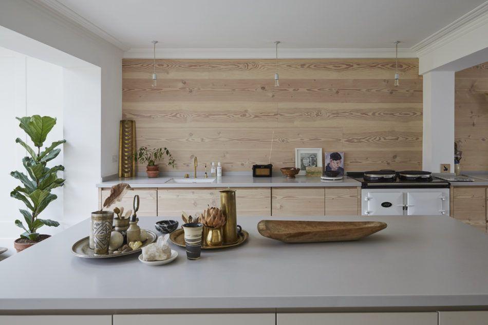 Louisa Grey My Modern House Classic Kitchen Design Interior