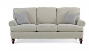 86 Hickory White Sofa Seat Depth 21 Not Enough For Our Tall