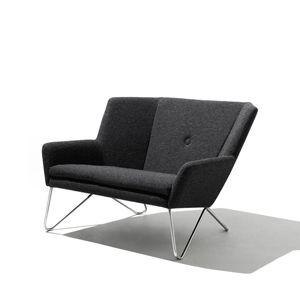 CASANOVA Møbler — Versus - Tosom XL-stol/sofa (Hallingdal stof)