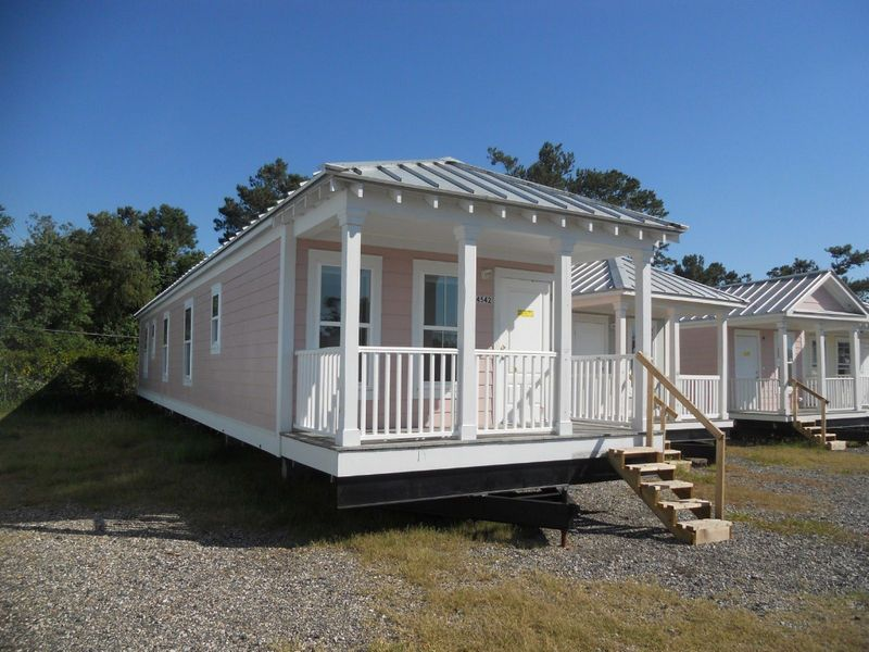 Katrina Cottage Mobile Home 3 Bedroom Last One