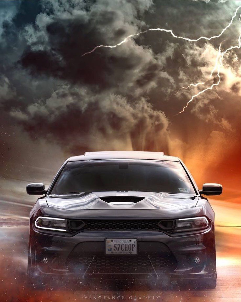 Dodge Charger Srt Hellcat Engine 6 2 L V8