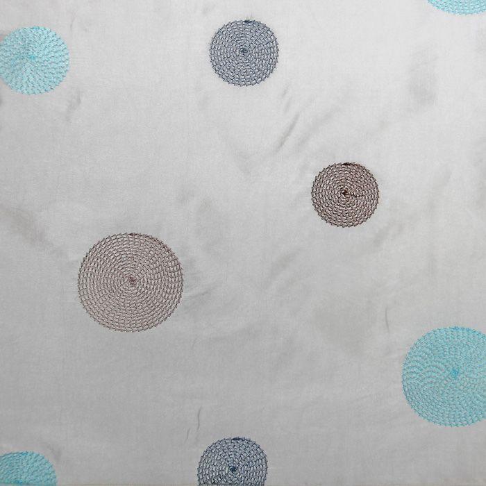 Coastal Circles Tablecloth