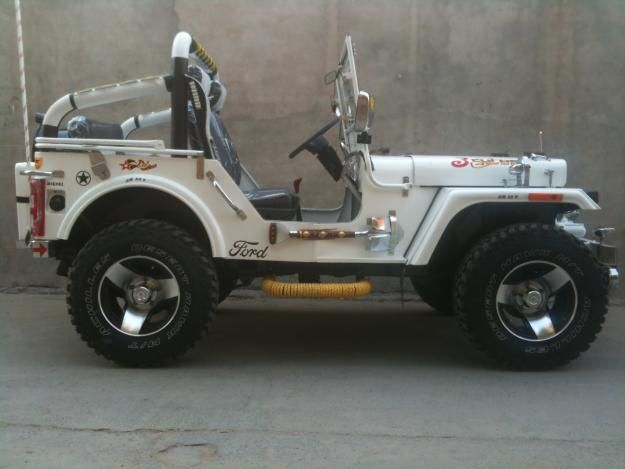 Amazing Photos Of Modified Open Jeeps Jeep Mahindra Jeep