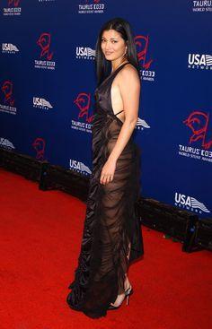 Kelly Hu No Source Celebrity Posing Hot Babe Celebrity