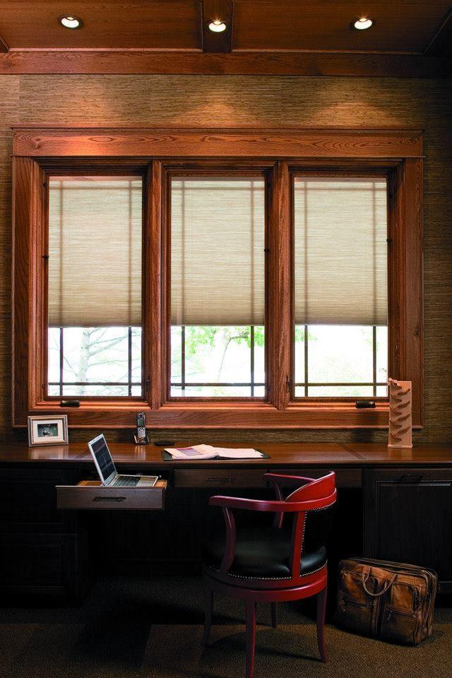 Beautiful Pella Designer Series Casement Windows