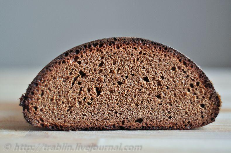 Бородинский хлеб (довоенный). Моя интерпретация.: trablin
