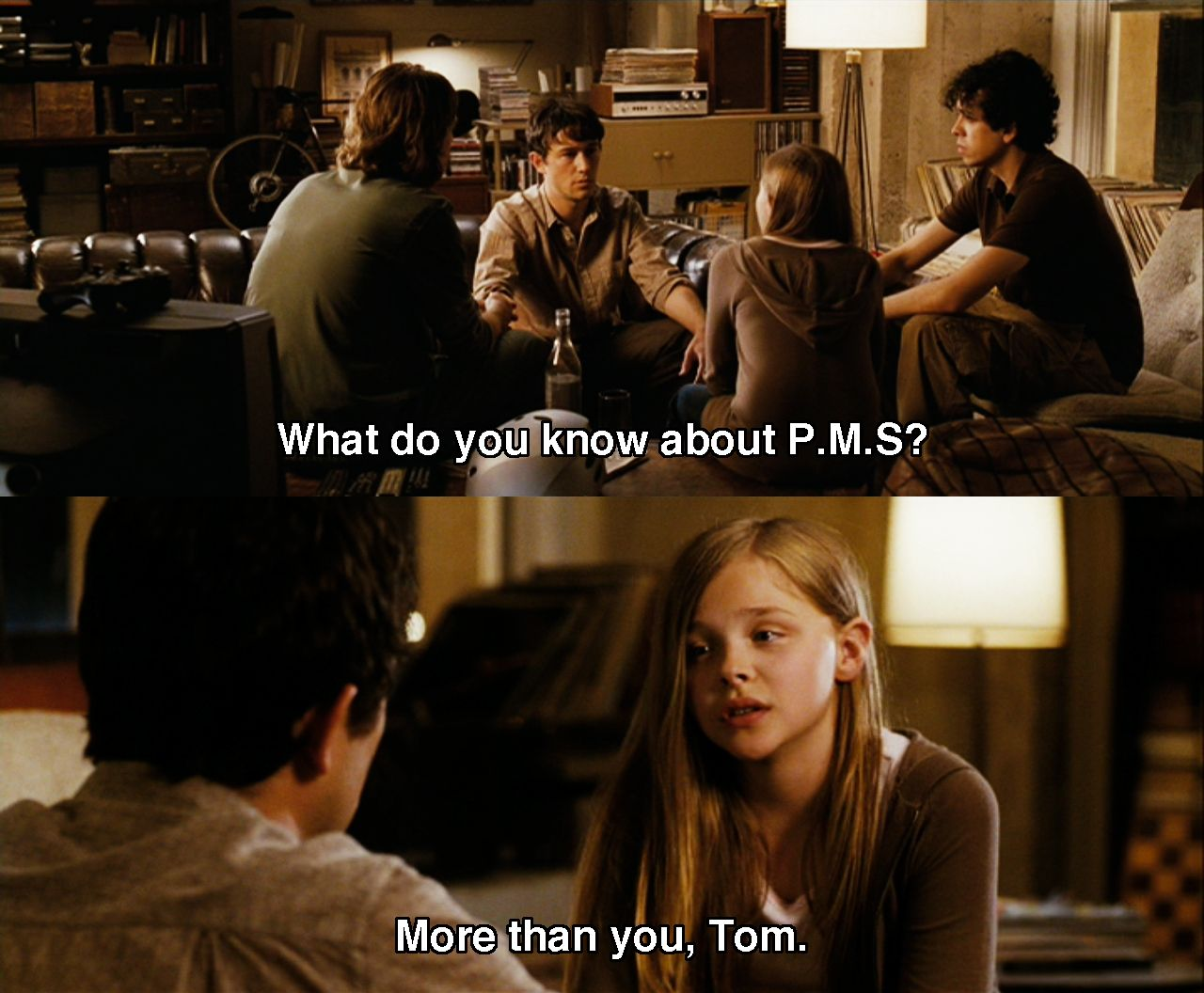 What Do You Know About Pms 500 Days Of Summer 2009 Movie