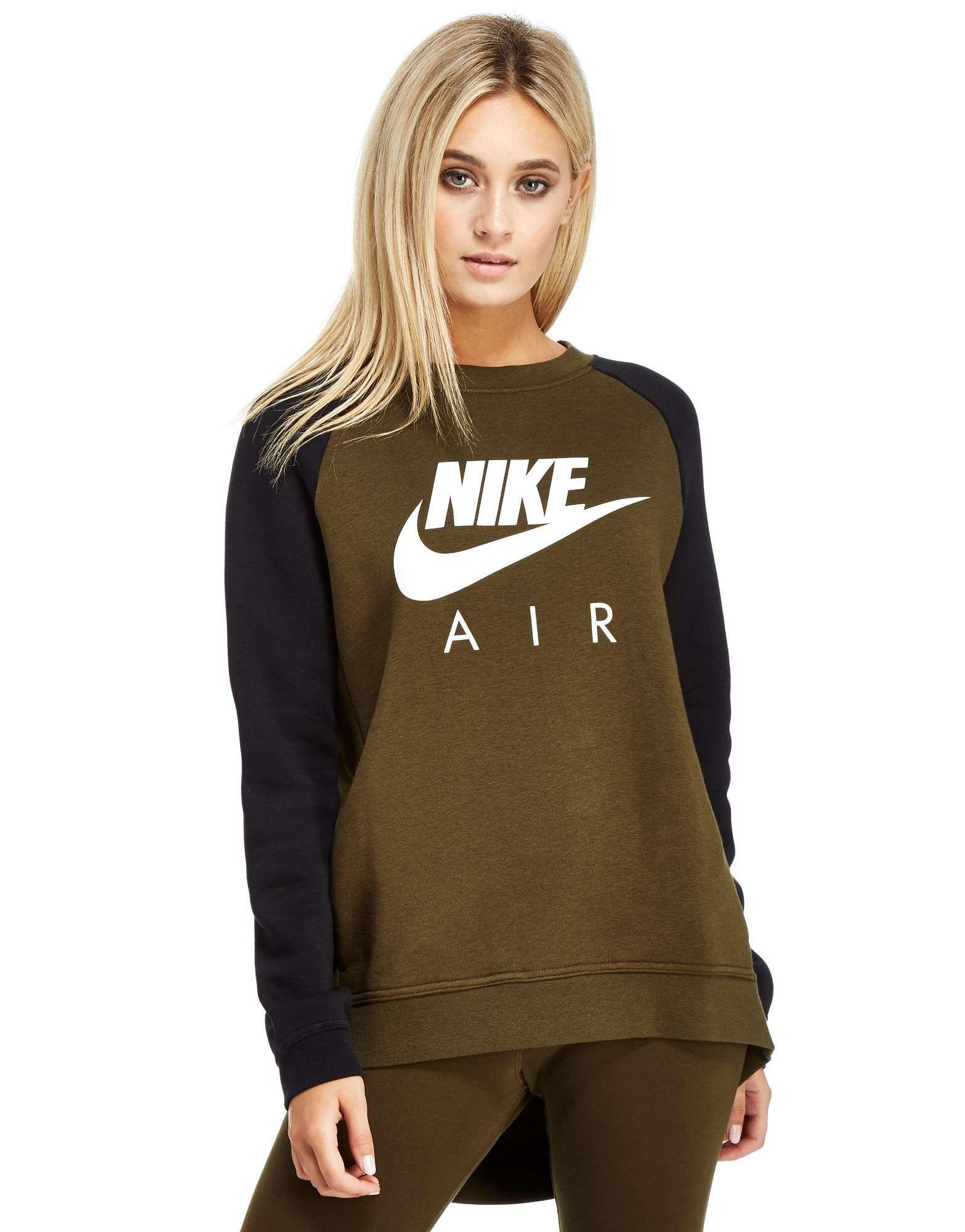 Nike Air Crew Sweatshirt Shop online for Nike Air Crew