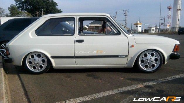 Fiat 147 Turbo Aro 15 Suspensão Fixa