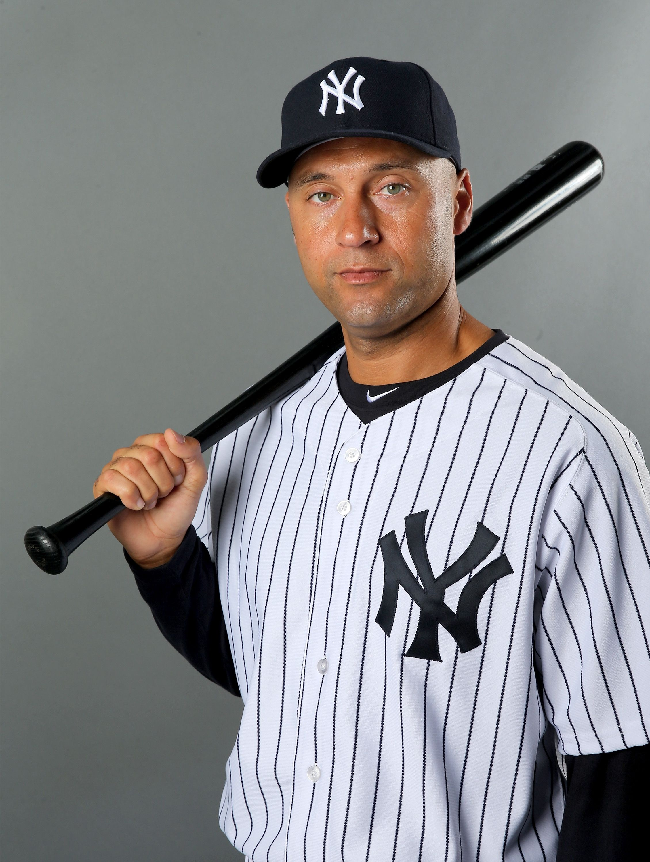 Derek Jeter Derek Jeter Yankees Outfit Yankees