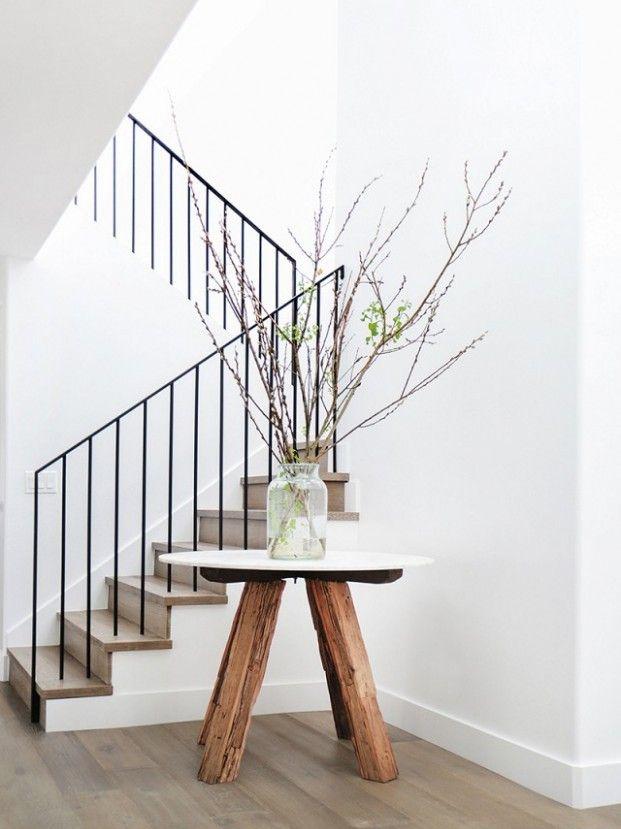 Inspiratieboost met de juiste trapleuning geef je je hal for Trap ontwerpen