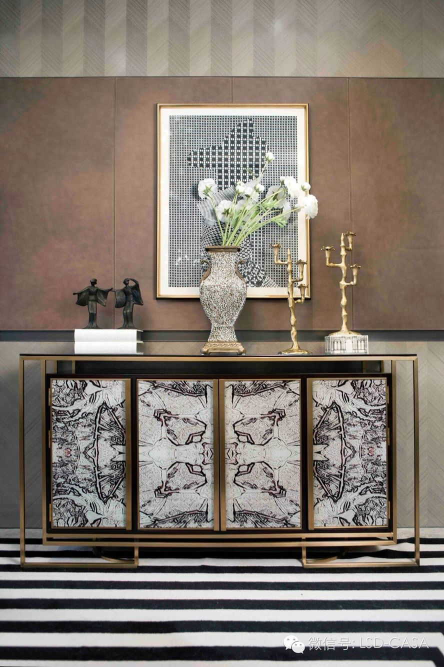 Console Decor Ideas Sideboard Decor Ideas Ideas For A Luxury Entryway Bocadolobo