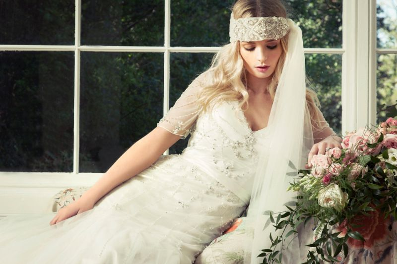 The New 'Willa Rose' Bridal Gown Collection by Charlotte Balbier | Love My Dress® UK Wedding Blog