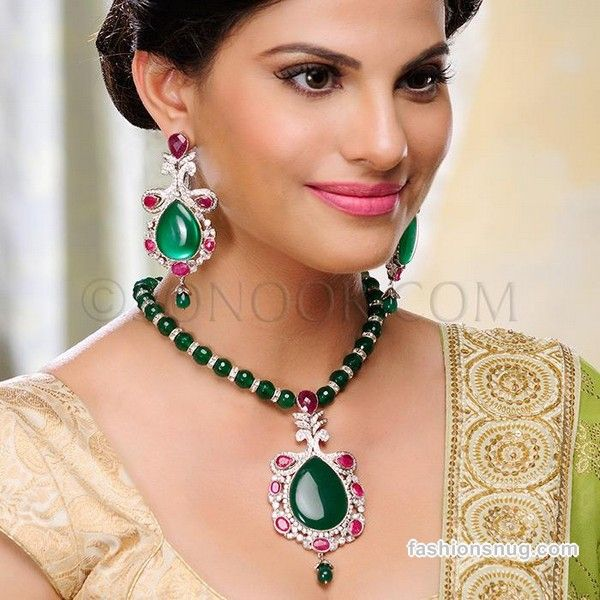 Latest Trends Of Indian Jewellery Designs 2014 For Women ...