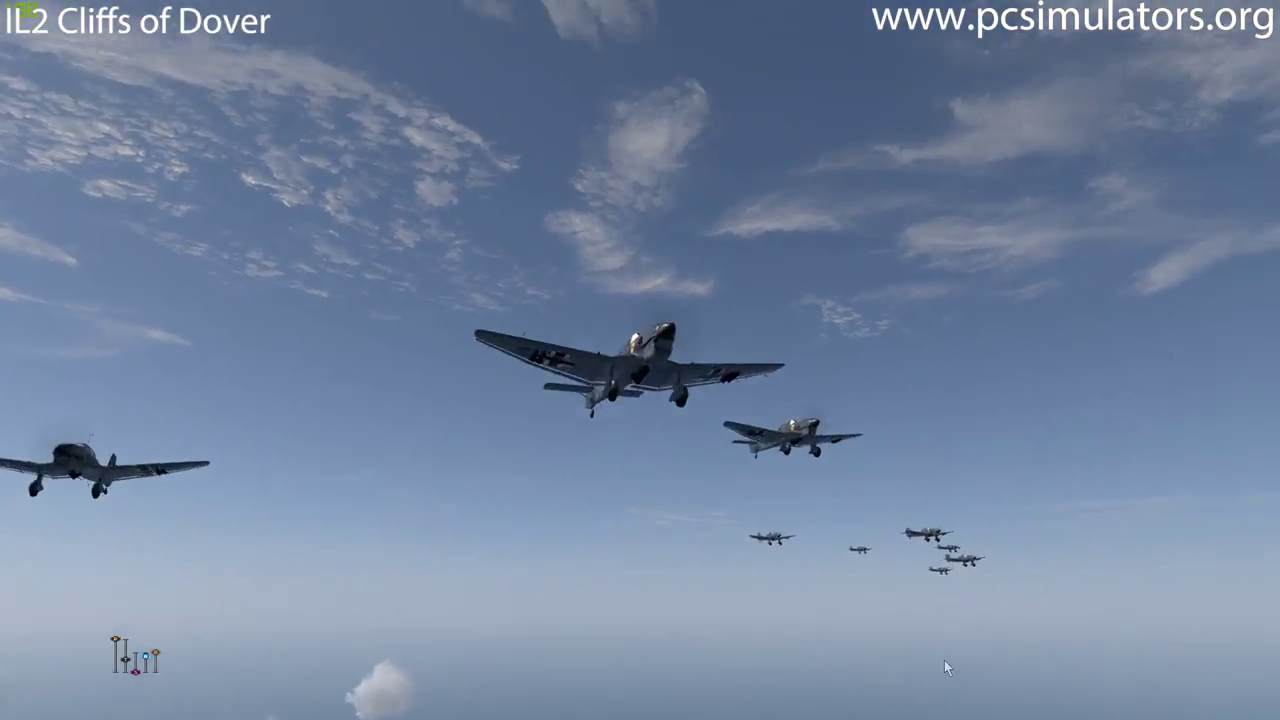 Il2 cliffs of dover air combat simulation on the pc | military.