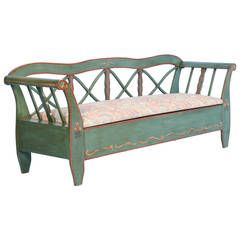 Scandinavian Antiques Denver Co 1stdibs Page 2 Furniture Painted Sofa Painted Benches