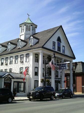 Thayer S Inn Littleton New Hampshire
