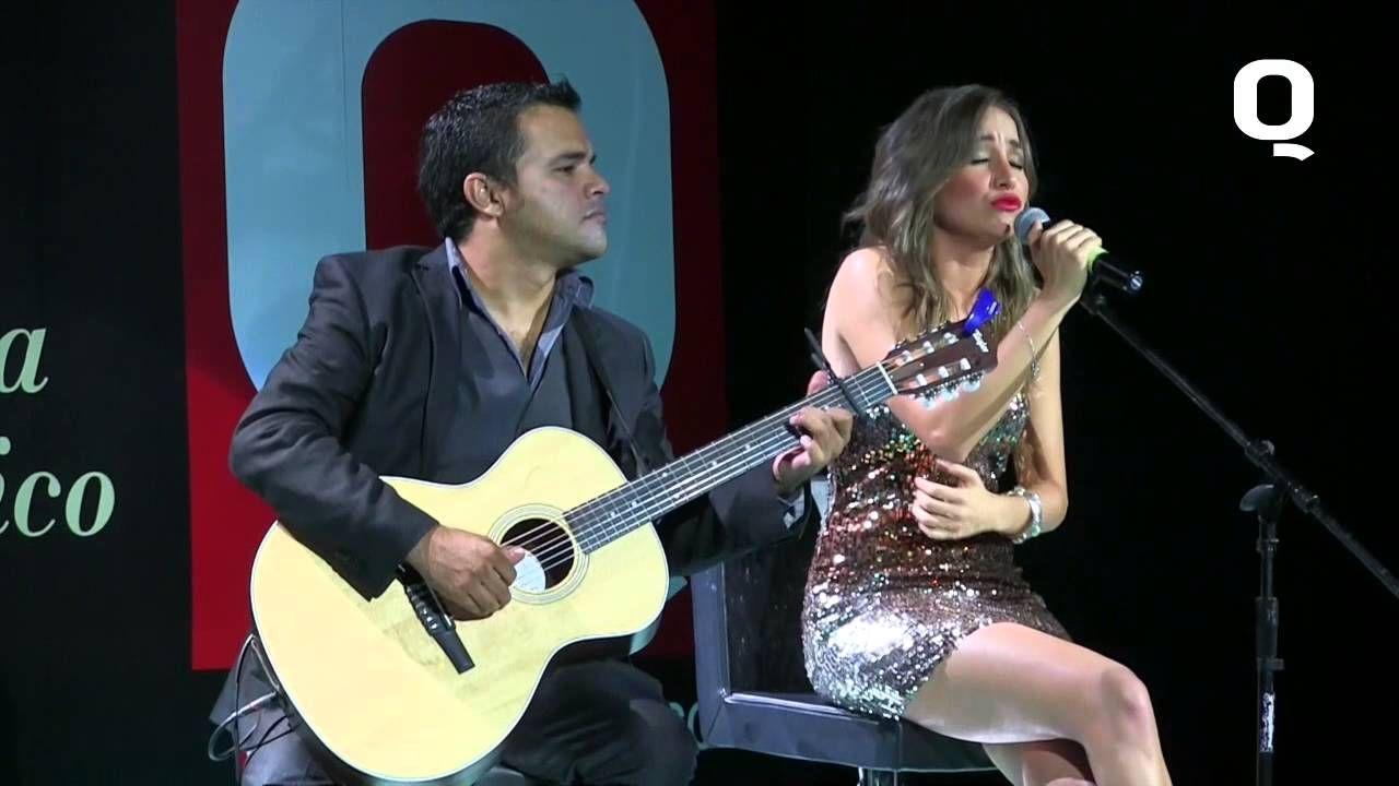 """En el marco de la Sexta entrega de Premios Q, Jessica Díaz y Fernando Kench interpretan la canción española """"Ahora tú"""