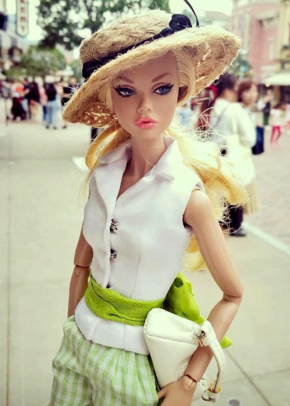 OOAK fashion for Silkstone/Vintage Barbie & Fashion