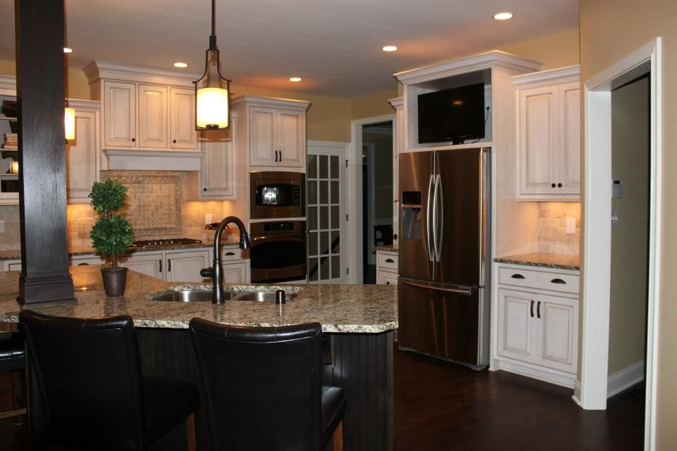 Mouser Custom Cabinetry...home Built By James Williams, Custom Home Builder.