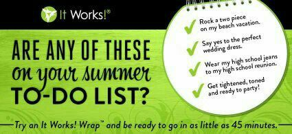 Summer if itWorks