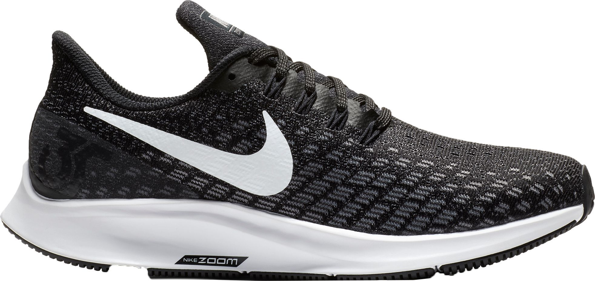 new product 96a98 38e15 Nike Women s Air Zoom Pegasus 35 Running Shoes, Size  9.0, Black