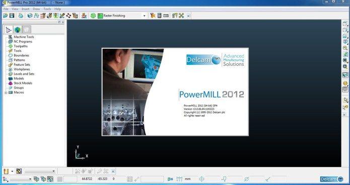 Delcam Powermill 64bit Full