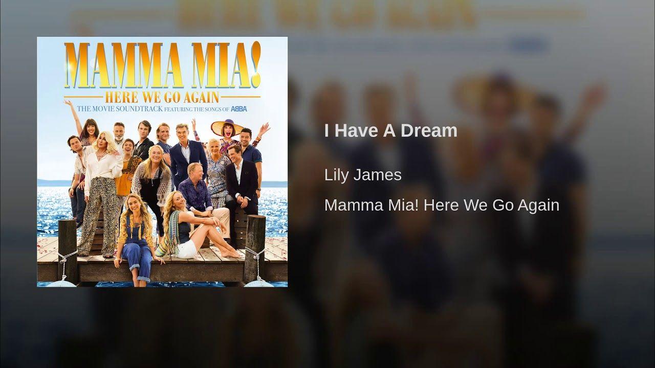 I Have A Dream Mamma Mia Mamma Julie Walters Mamma Mia