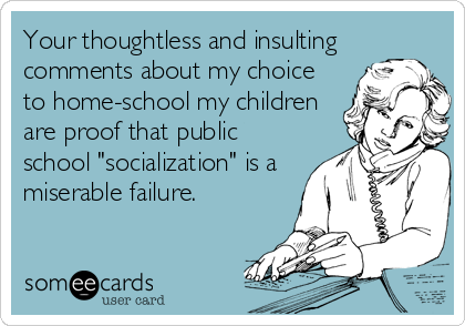 Problems With Schoolwork and at Home?