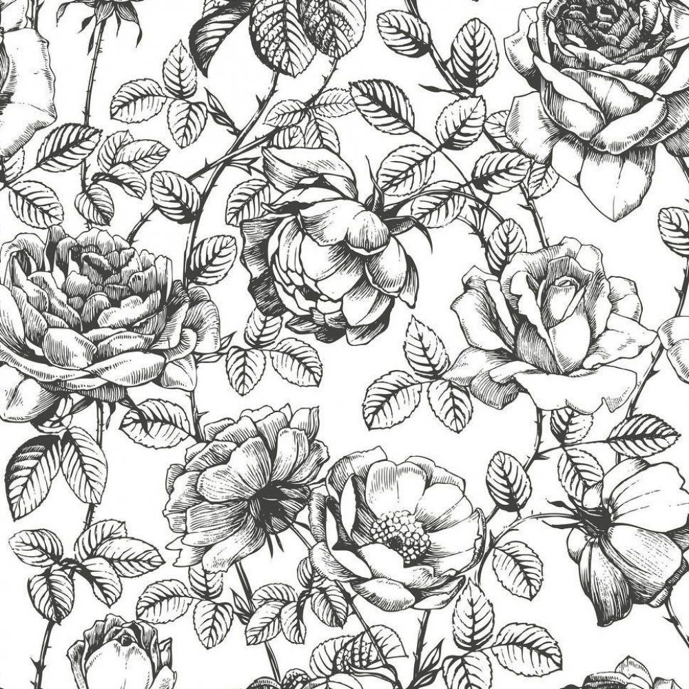 How Does Removable Wallpaper Work A Modern Twist On A Traditional Design Element Is Simple To Install And In 2020 Removable Wallpaper How To Draw Hands Design Element