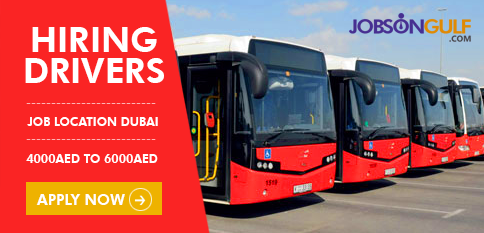bus driver jobs in uae airports
