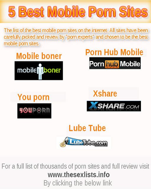 safe mobile porn sites