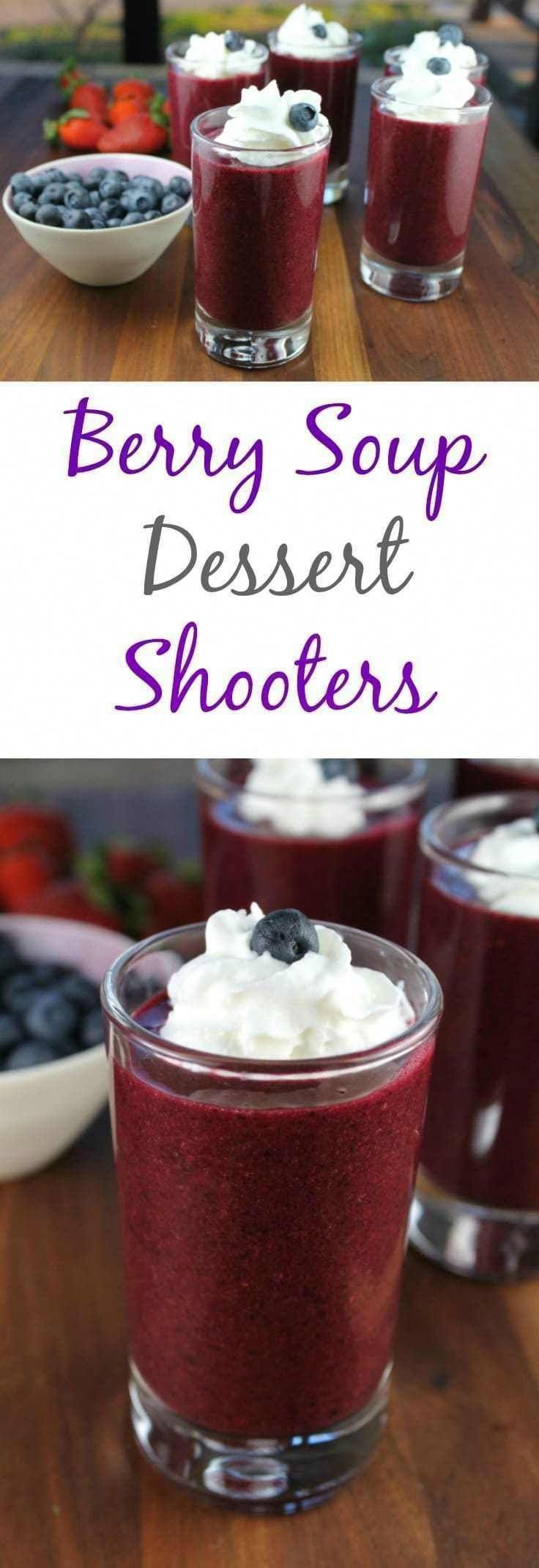 Dessert Shooters Recipes Easy - Dessert Shooters Recipes #dessertshooters
