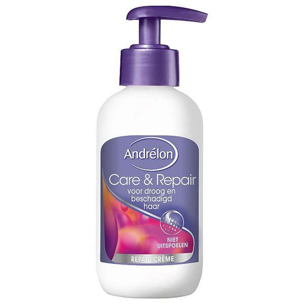 andrelon hair style hair styling hair cream care repair