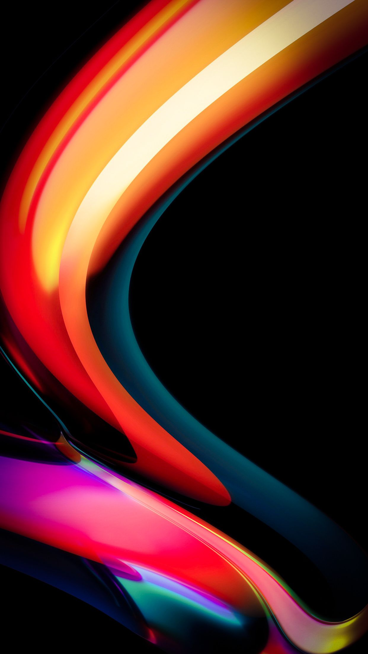 Iphone 12 Concept V5 By Ar72014 On Twitter In 2020 Iphone Wallpaper Stock Wallpaper Homescreen Wallpaper