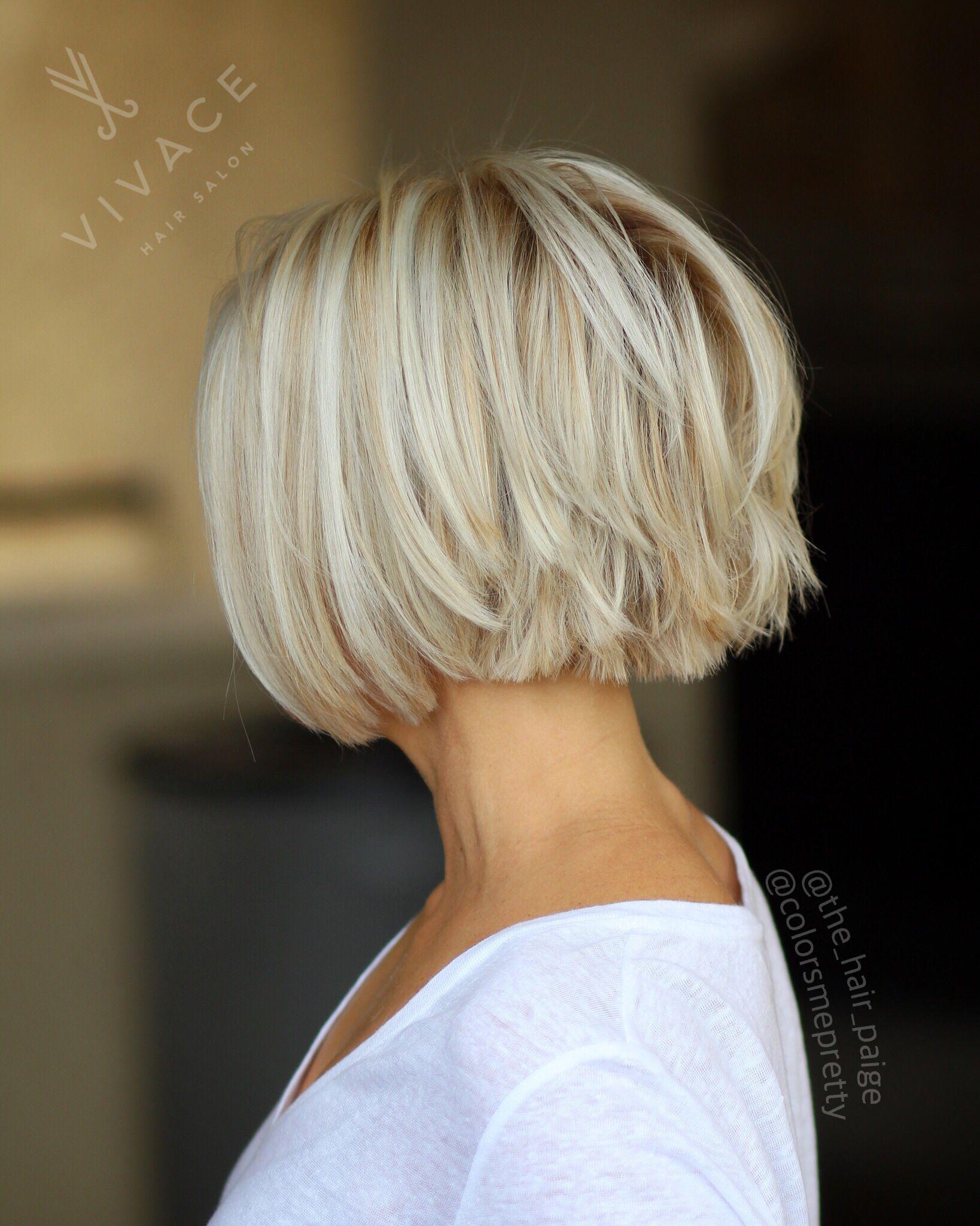 Pin On Vivace Salon Hair Color Balayage Highlights