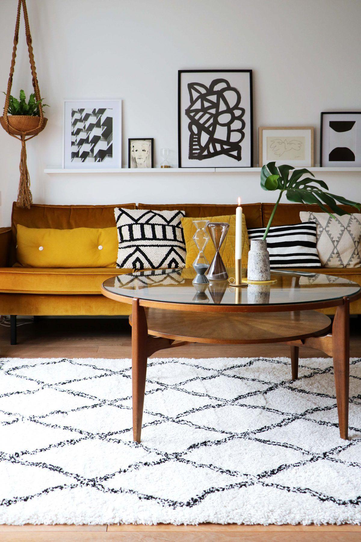 Decorative Matching Living Room: Mix & Match Met Woonstijlen