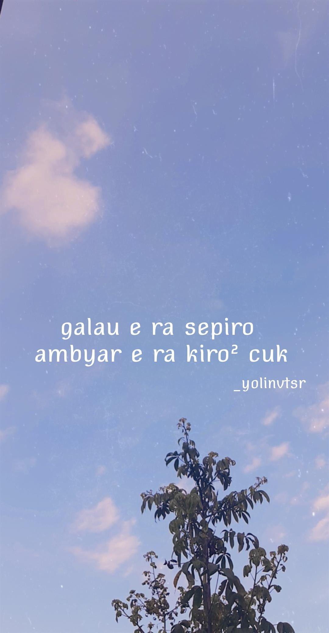 Pin Oleh Windy Lestari Di Quotes Kutipan Karma Kutipan Tumblr
