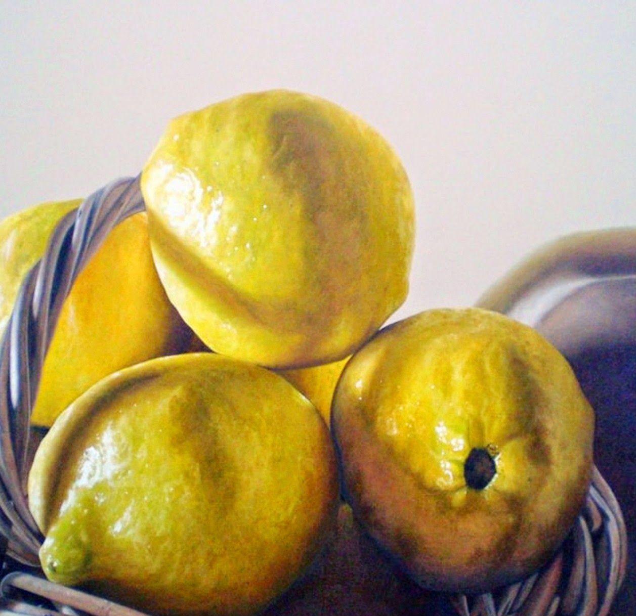 pinturas-de-bodegones-con-frutas-citricas | pintura | Pinterest ...