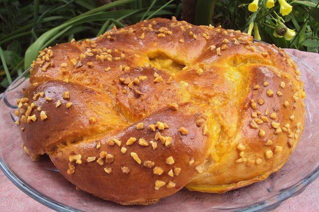 Nárwen's Cuisine: Folar de Amêndoas