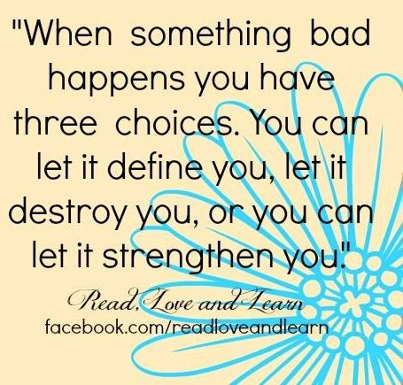Things Always Happen For A Reason Although Most Things In Life Don