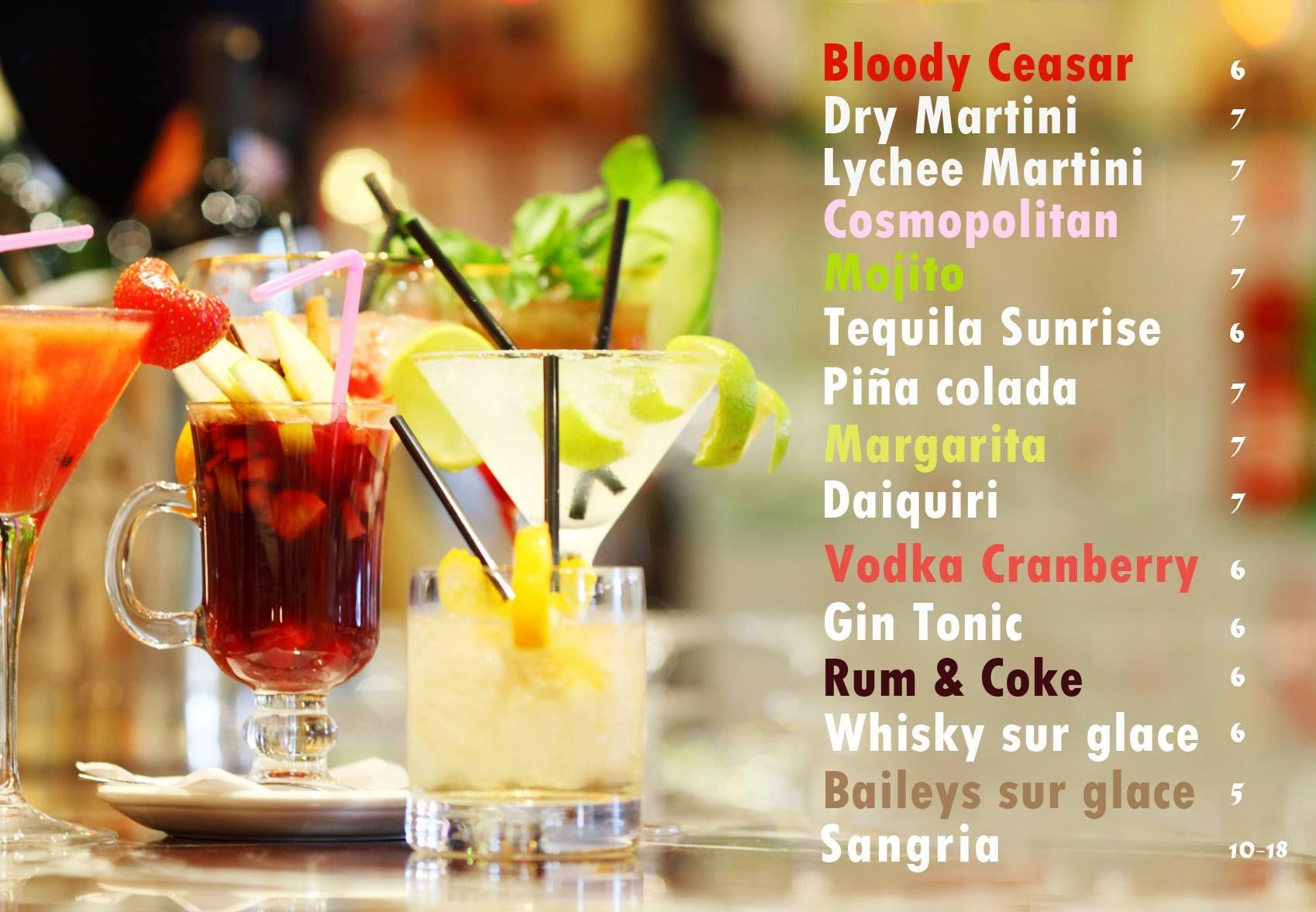 La Petite Mangue Popular Cocktails Fun Cocktails Best Cocktail