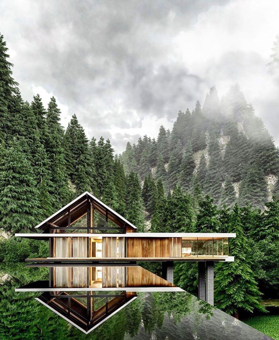 Smallhouse Exterior Ideas: 20 Amazing Small House Decorating Ideas