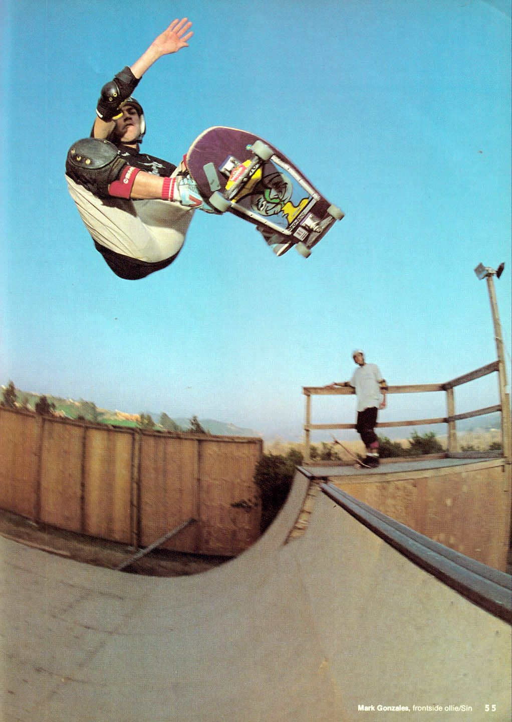 MARK GONZALES Skateboard pictures, Skate photos
