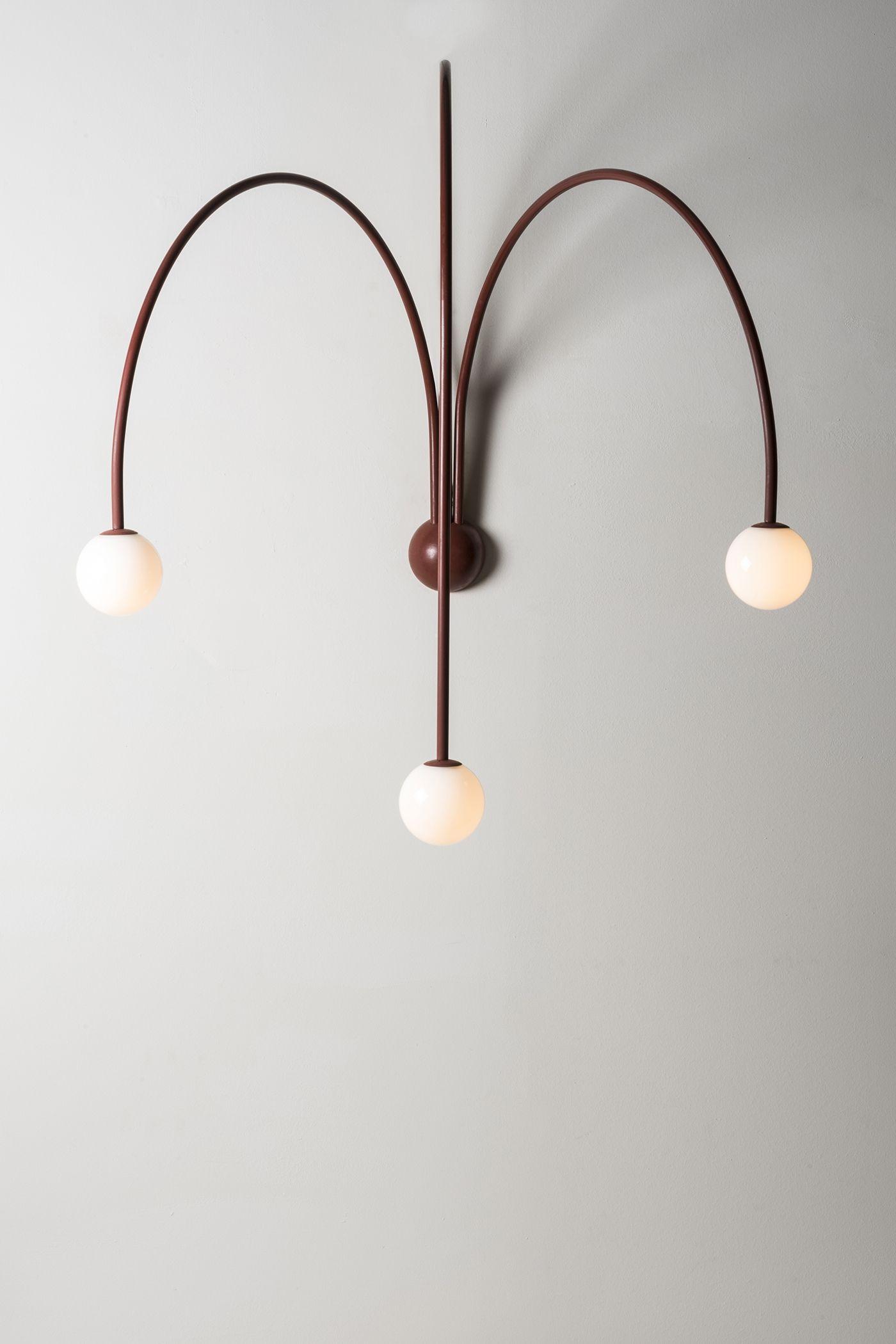Quattro lampade da parete by Michael Anastassiades wall