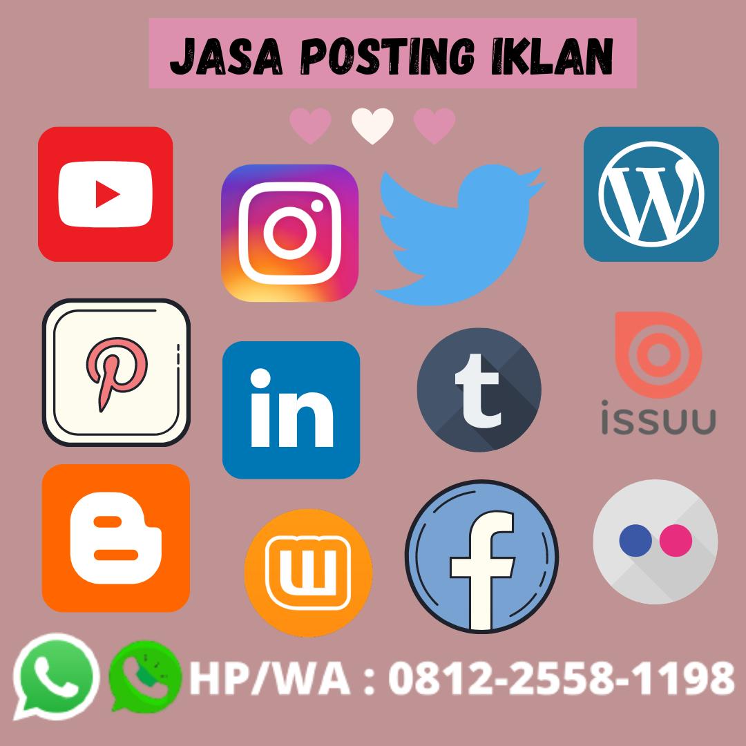 Pin Di Hub O8i2 2558 Ii98 Jasa Posting Iklan Kebumen