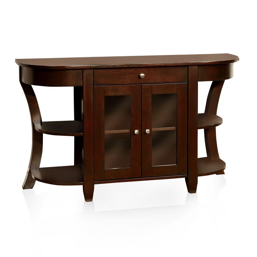 Furniture Of America Jessi Transitional Multi Storage