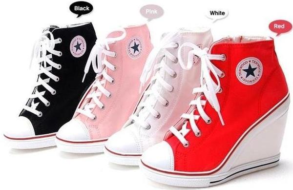 Converse High Heels For Women